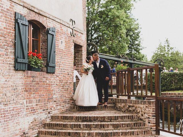 Le mariage de Christophe  et Marine à Montigny-sur-Avre, Eure-et-Loir 8