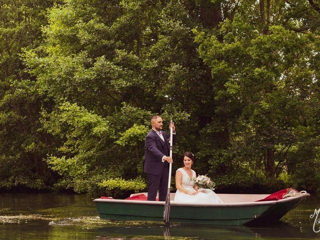 Le mariage de Christophe  et Marine à Montigny-sur-Avre, Eure-et-Loir 9
