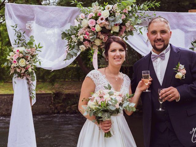 Le mariage de Christophe  et Marine à Montigny-sur-Avre, Eure-et-Loir 11
