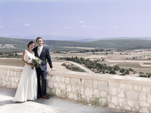 Le mariage de Julien et Christèle à Simiane-la-Rotonde, Alpes-de-Haute-Provence 11
