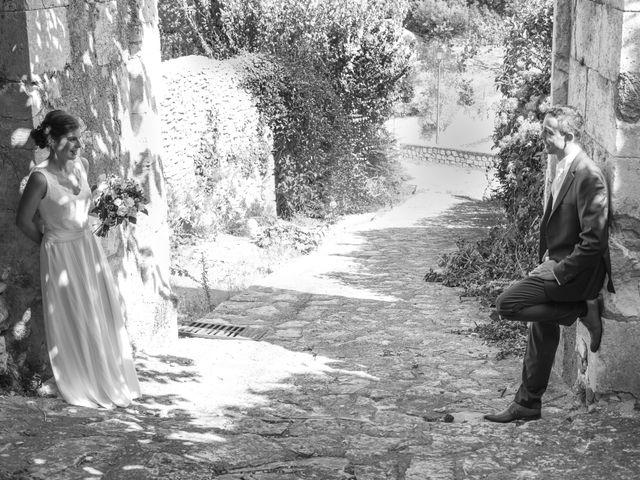 Le mariage de Julien et Christèle à Simiane-la-Rotonde, Alpes-de-Haute-Provence 15