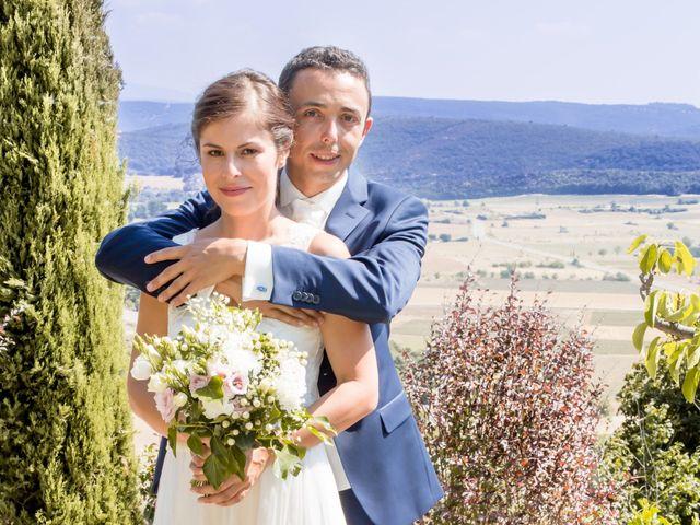 Le mariage de Julien et Christèle à Simiane-la-Rotonde, Alpes-de-Haute-Provence 16