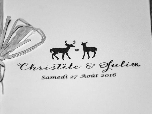 Le mariage de Julien et Christèle à Simiane-la-Rotonde, Alpes-de-Haute-Provence 26