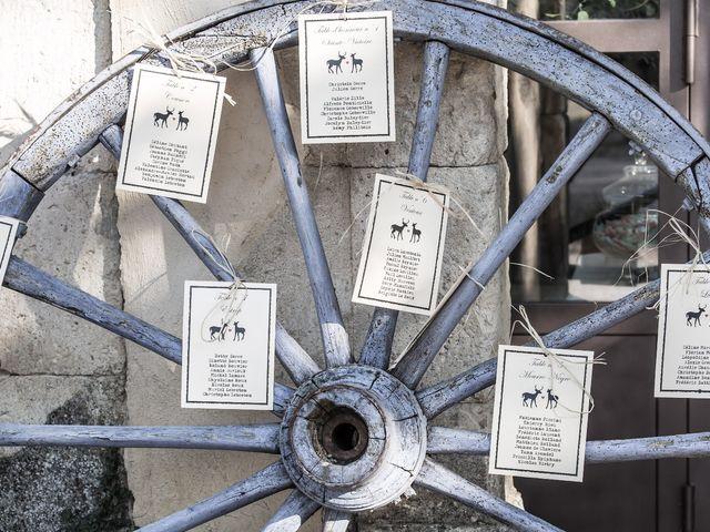 Le mariage de Julien et Christèle à Simiane-la-Rotonde, Alpes-de-Haute-Provence 37