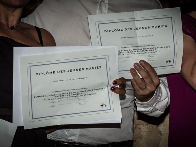Le mariage de Julien et Christèle à Simiane-la-Rotonde, Alpes-de-Haute-Provence 56