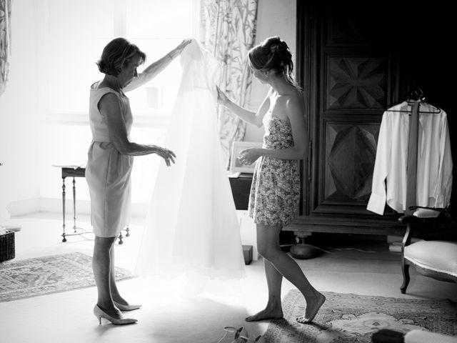 Le mariage de Jeff et Alexia à Neuvy-Saint-Sépulchre, Indre 8
