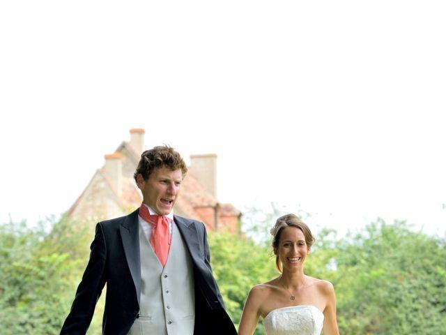 Le mariage de Jeff et Alexia à Neuvy-Saint-Sépulchre, Indre 10
