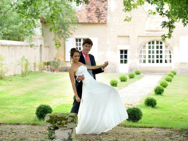 Le mariage de Jeff et Alexia à Neuvy-Saint-Sépulchre, Indre 12