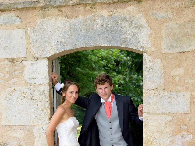 Le mariage de Jeff et Alexia à Neuvy-Saint-Sépulchre, Indre 13