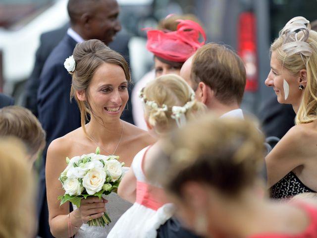 Le mariage de Jeff et Alexia à Neuvy-Saint-Sépulchre, Indre 18