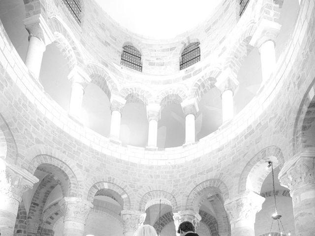 Le mariage de Jeff et Alexia à Neuvy-Saint-Sépulchre, Indre 21