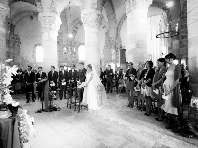 Le mariage de Jeff et Alexia à Neuvy-Saint-Sépulchre, Indre 22