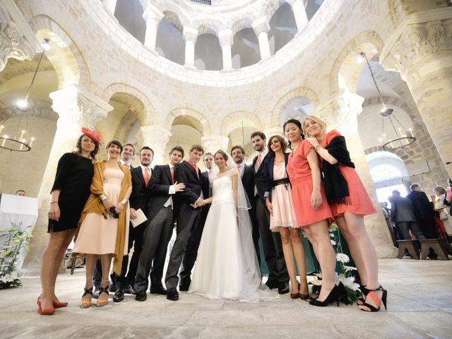 Le mariage de Jeff et Alexia à Neuvy-Saint-Sépulchre, Indre 24