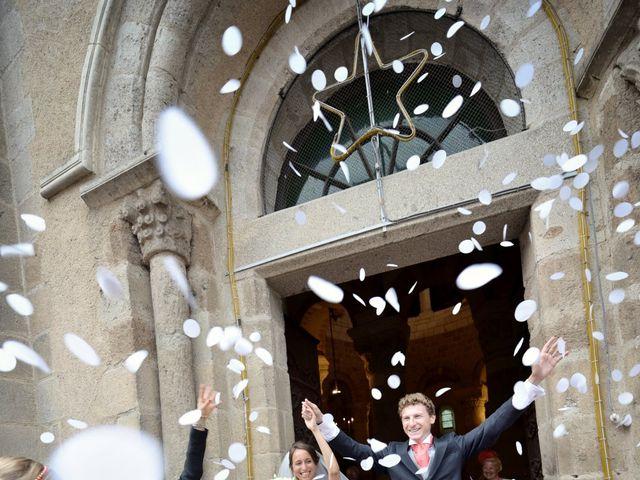 Le mariage de Jeff et Alexia à Neuvy-Saint-Sépulchre, Indre 2