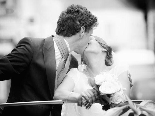 Le mariage de Jeff et Alexia à Neuvy-Saint-Sépulchre, Indre 26