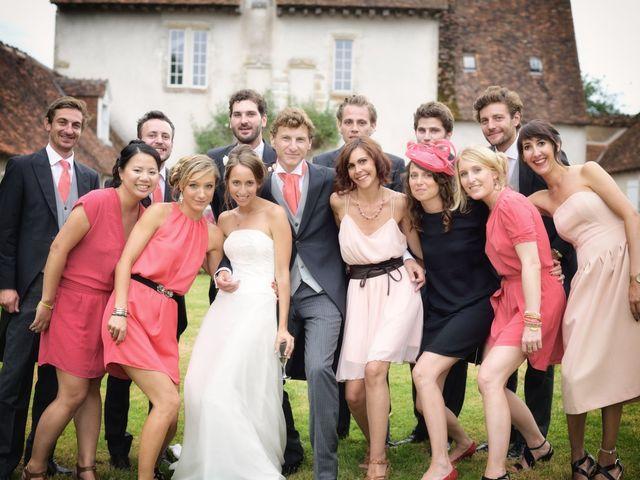 Le mariage de Jeff et Alexia à Neuvy-Saint-Sépulchre, Indre 28