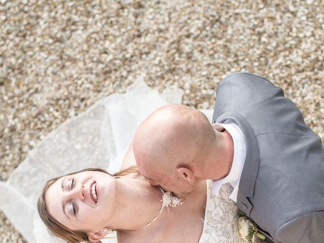 Le mariage de Fred et Laetita à Le Boullay-Mivoye, Eure-et-Loir 1