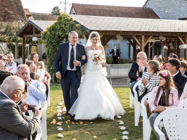 Le mariage de Fred et Laetita à Le Boullay-Mivoye, Eure-et-Loir 14