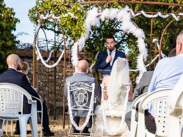 Le mariage de Fred et Laetita à Le Boullay-Mivoye, Eure-et-Loir 16