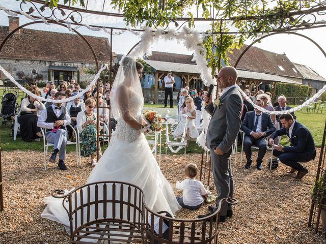 Le mariage de Fred et Laetita à Le Boullay-Mivoye, Eure-et-Loir 17