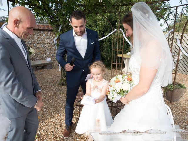 Le mariage de Fred et Laetita à Le Boullay-Mivoye, Eure-et-Loir 19