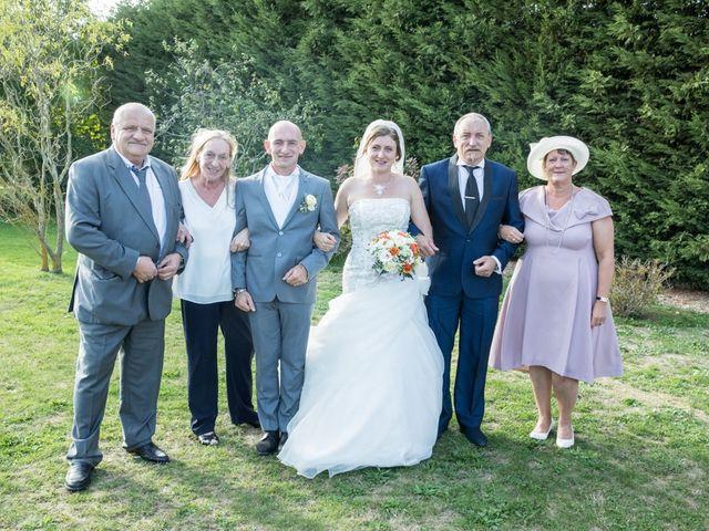 Le mariage de Fred et Laetita à Le Boullay-Mivoye, Eure-et-Loir 20
