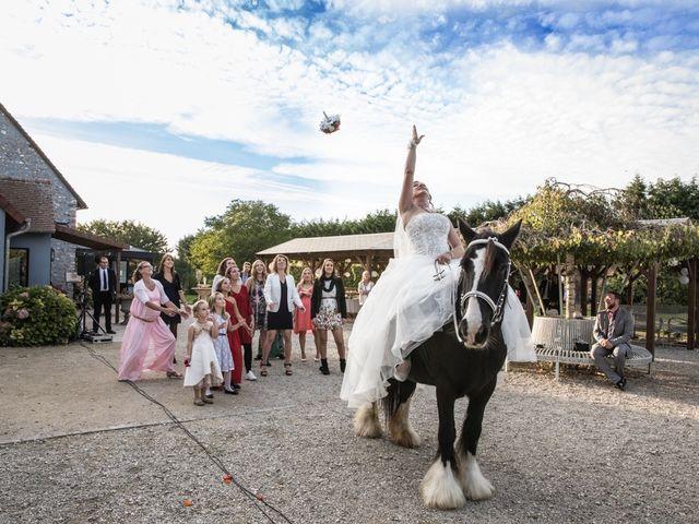 Le mariage de Fred et Laetita à Le Boullay-Mivoye, Eure-et-Loir 23