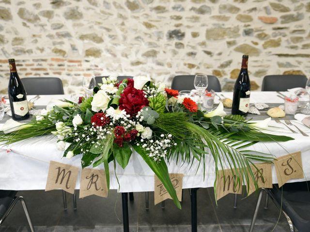 Le mariage de Matthieu et Sophie à Fontanès, Loire 14