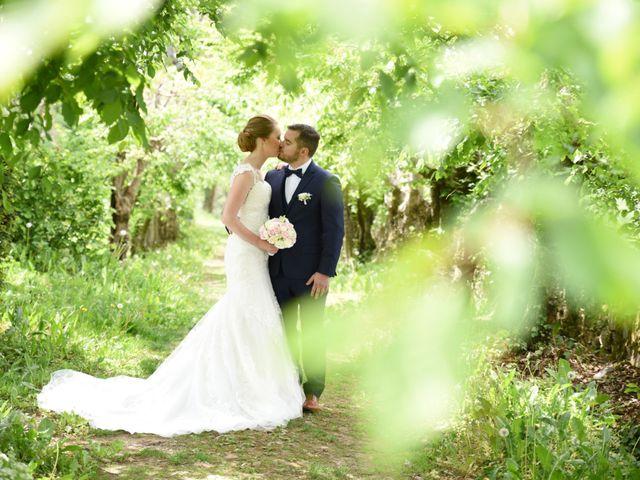 Le mariage de Matthieu et Sophie à Fontanès, Loire 23