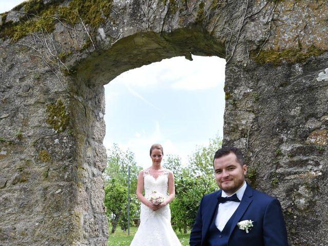 Le mariage de Matthieu et Sophie à Fontanès, Loire 24