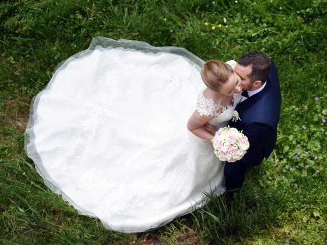 Le mariage de Matthieu et Sophie à Fontanès, Loire 26