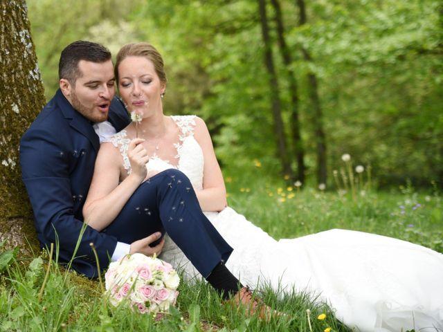Le mariage de Matthieu et Sophie à Fontanès, Loire 28