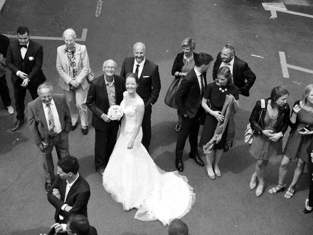 Le mariage de Matthieu et Sophie à Fontanès, Loire 33