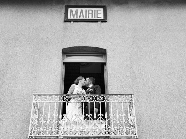 Le mariage de Matthieu et Sophie à Fontanès, Loire 41