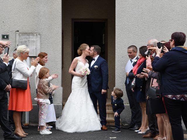 Le mariage de Matthieu et Sophie à Fontanès, Loire 42