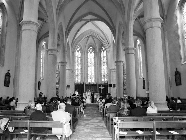 Le mariage de Matthieu et Sophie à Fontanès, Loire 45