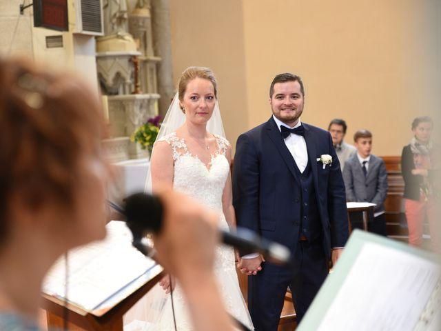 Le mariage de Matthieu et Sophie à Fontanès, Loire 49