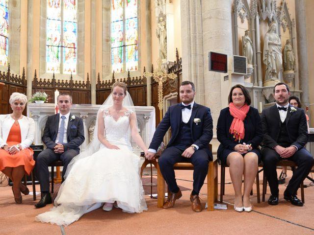 Le mariage de Matthieu et Sophie à Fontanès, Loire 55
