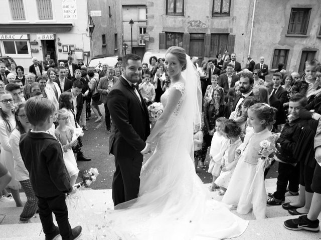 Le mariage de Matthieu et Sophie à Fontanès, Loire 65