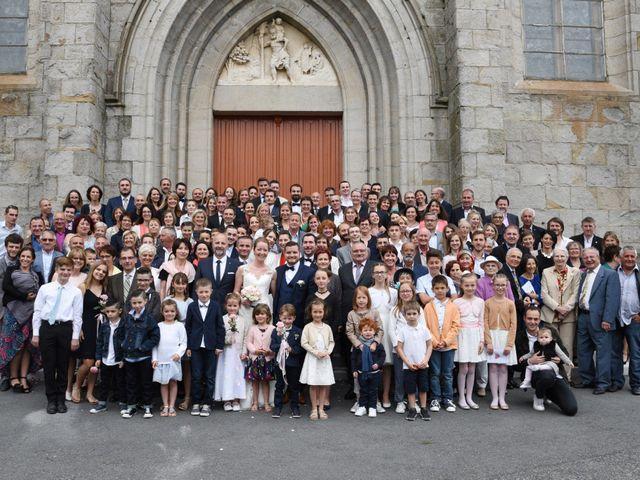 Le mariage de Matthieu et Sophie à Fontanès, Loire 69