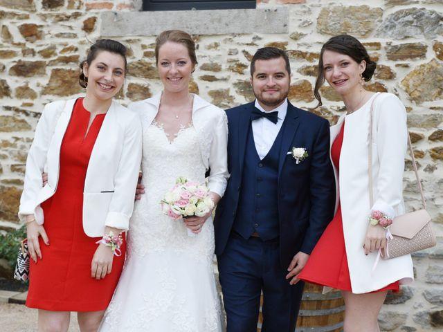 Le mariage de Matthieu et Sophie à Fontanès, Loire 71