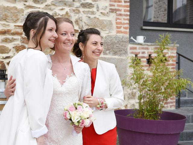 Le mariage de Matthieu et Sophie à Fontanès, Loire 72