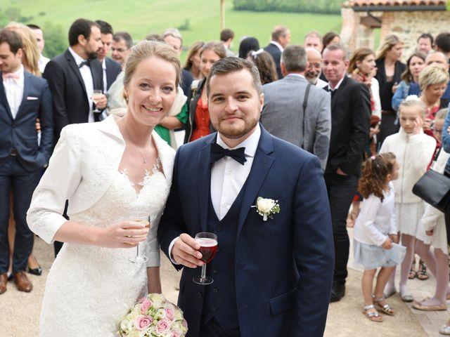 Le mariage de Matthieu et Sophie à Fontanès, Loire 76