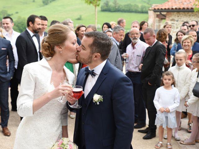 Le mariage de Matthieu et Sophie à Fontanès, Loire 77