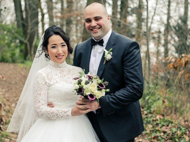 Le mariage de Farah et Taeko à Vaucresson, Hauts-de-Seine 1