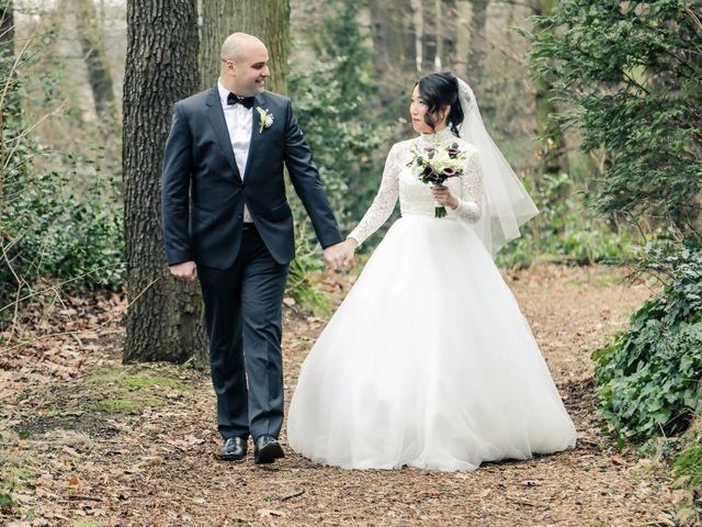 Le mariage de Farah et Taeko à Vaucresson, Hauts-de-Seine 5