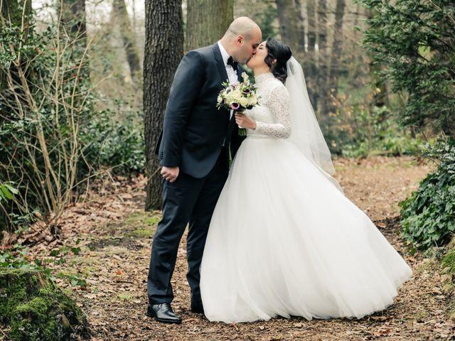 Le mariage de Farah et Taeko à Vaucresson, Hauts-de-Seine 6
