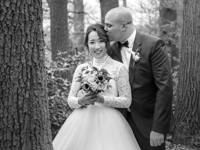 Le mariage de Farah et Taeko à Vaucresson, Hauts-de-Seine 8