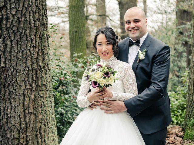 Le mariage de Taeko et Farah