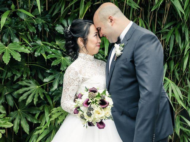 Le mariage de Farah et Taeko à Vaucresson, Hauts-de-Seine 10